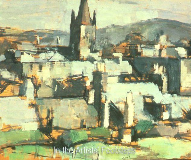 Kirkcudbright Peploe w l