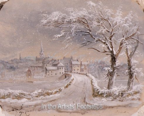 Annan from Howes Corner by David Payne
