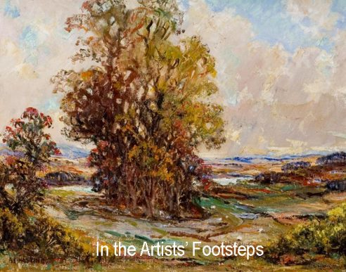 Autumn Landscape by A J Hastings