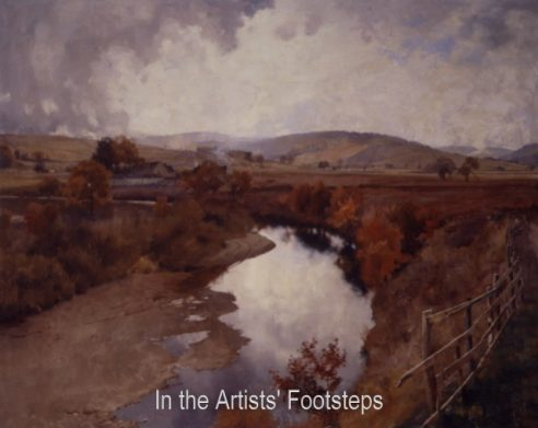 Autumn in Glencairn by James Paterson