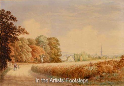Bankend Road by Joseph Watson