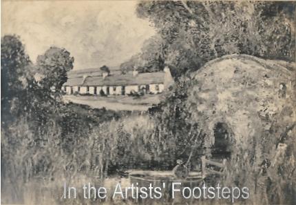 Buchan Brig, Galloway by Robert Alexander Dakers