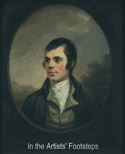 Burns by Alexander Nasmyth