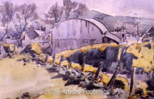 Galloway Farm by Ernest Archibald Taylor
