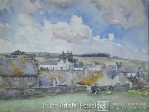 Isle of Whithorn by Christian Jane Fergusson