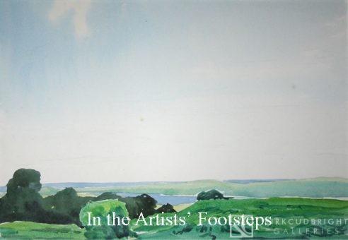 Jordieland, Kirkcudbright by David Sassoon