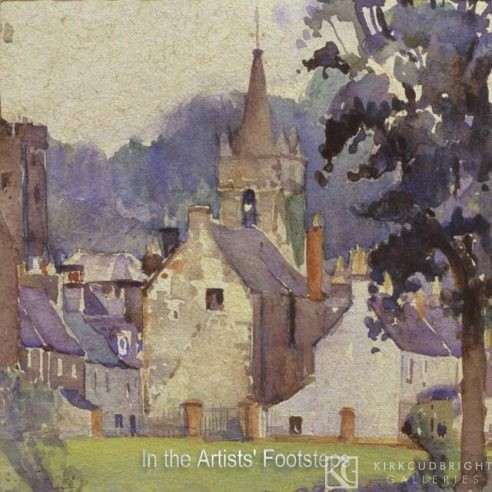 The Tolbooth, Kirkcubright by Christian Jane Fergusson