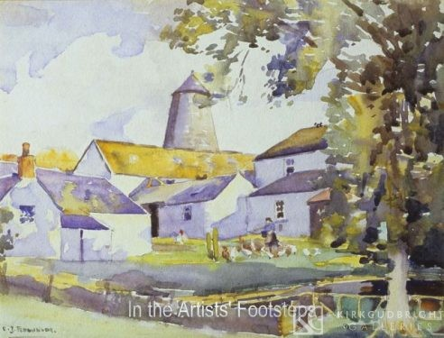 Tower Farm, Mouswald, Dumfries by Christian Jane Fergusson