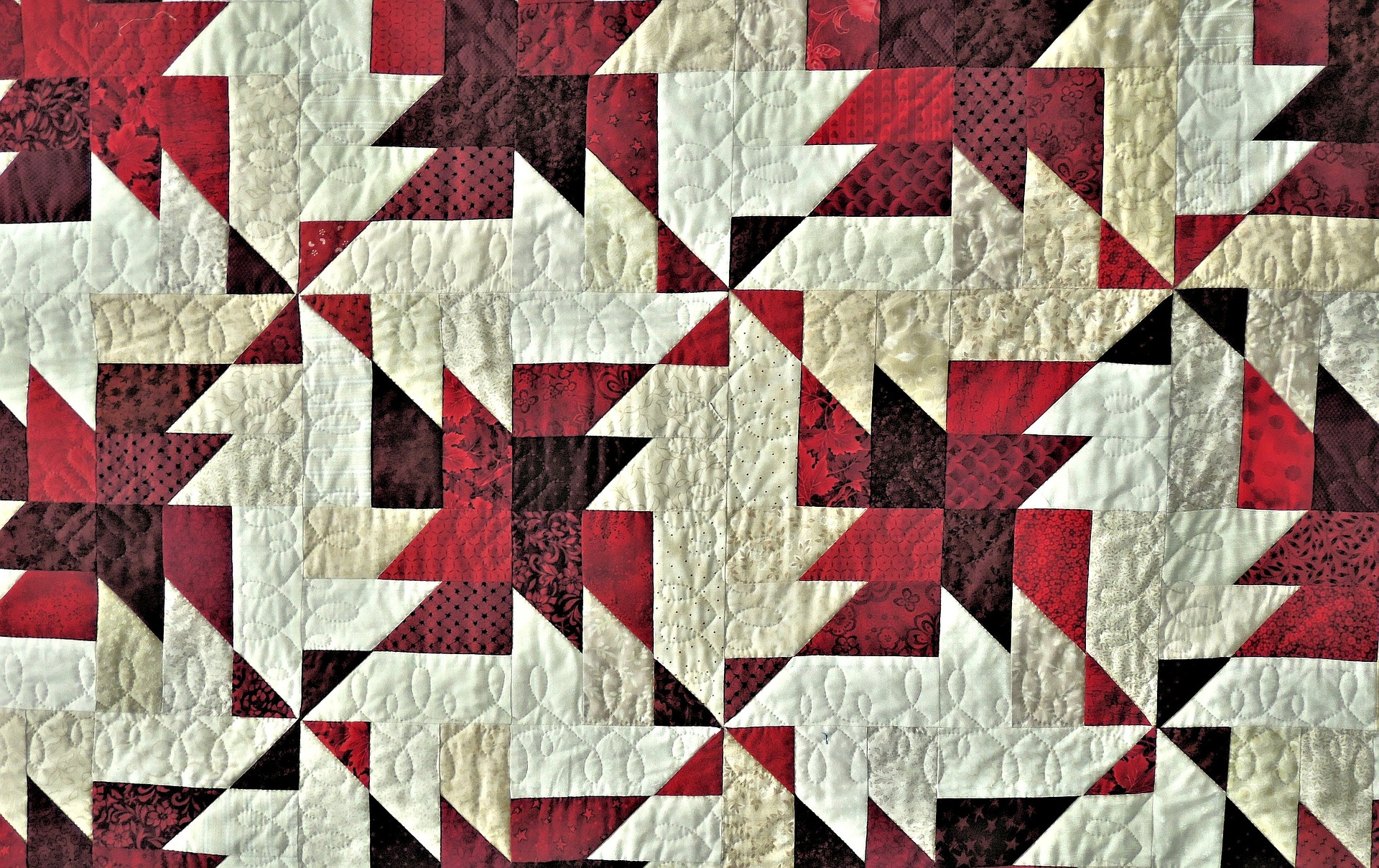 Quilting workshop with ann hill easy applique putting a quilt